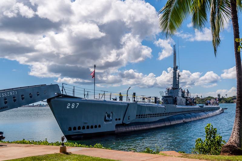USS Bowfin Submarine (SS-287)