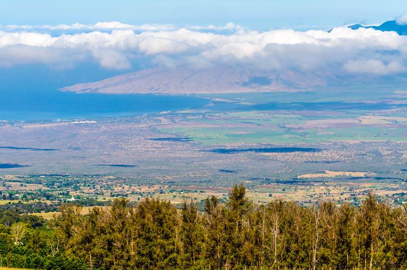 West Maui From Haleakala