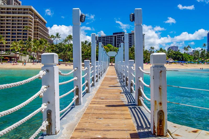 Hawaiian Pier