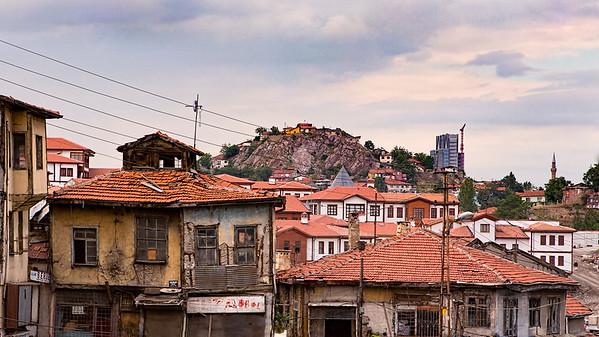 roof tops of Ankara#3
