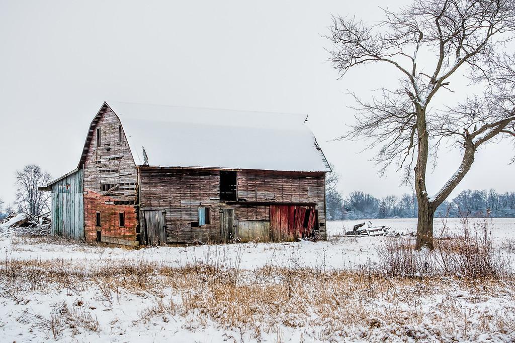 Patchwork Barn