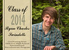 High School Graduation Announcement
