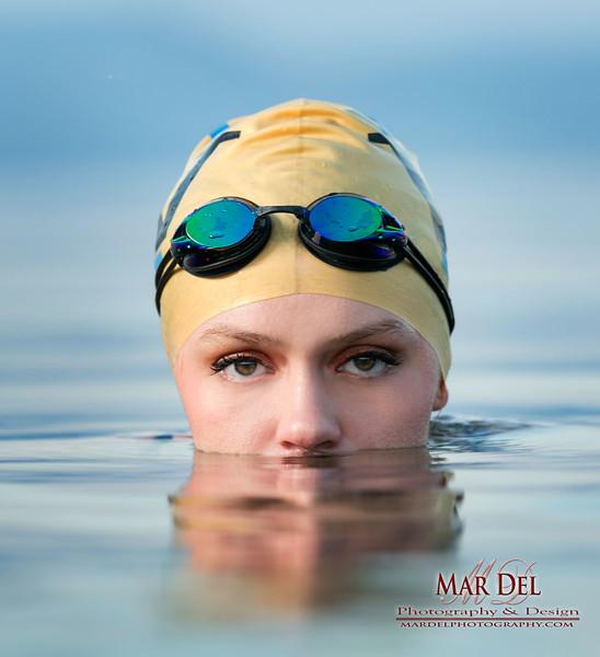 Swim team picture