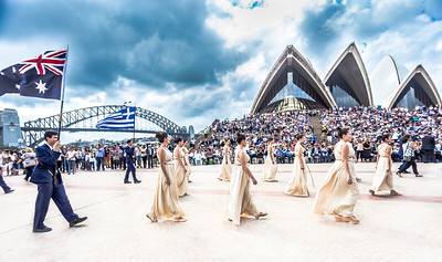 Greek Independence Day 2015 Sydney Australia