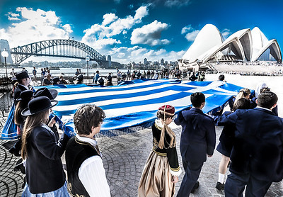 Greek Independence Day 2016 Sydney Australia