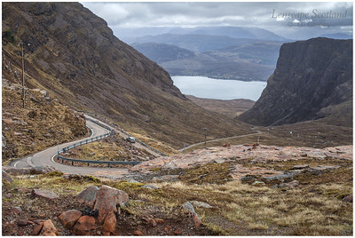 Bealach na Ba - the high road to Applecross
