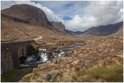 Russel Burn and Coire nan Arr (2)