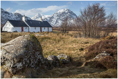 Blackrock Cottage and Buachaille Etive Mor (2)