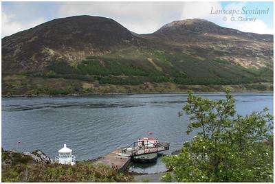 Kylerhea ferry, 'Glenachulish' (1)