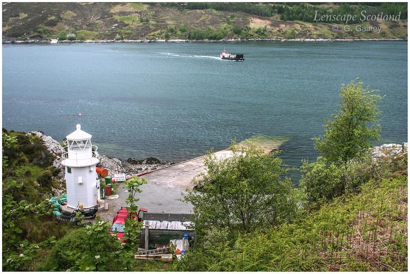 Kylerhea ferry, 'Glenachulish' (3)