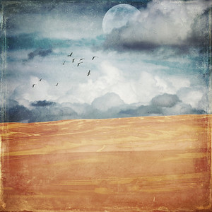 Where Land Meets Sky