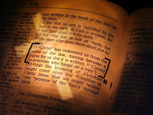 Gal 3:13