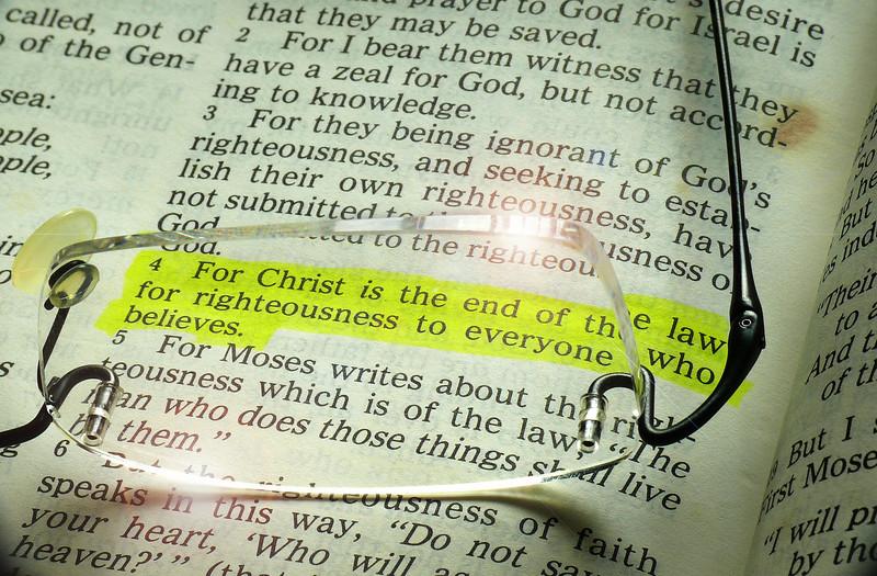 Rom 10:4