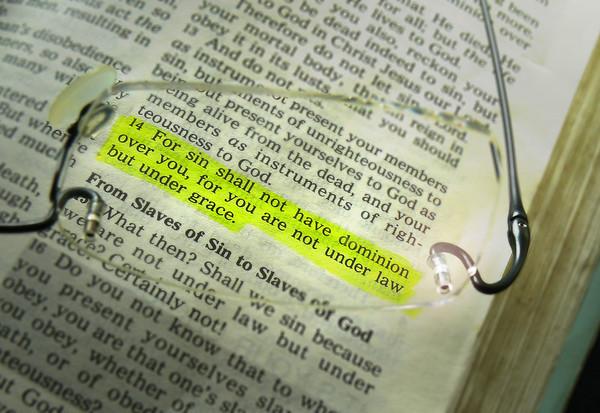 Rom 6:14