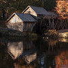 Mabry Mill in the Morning