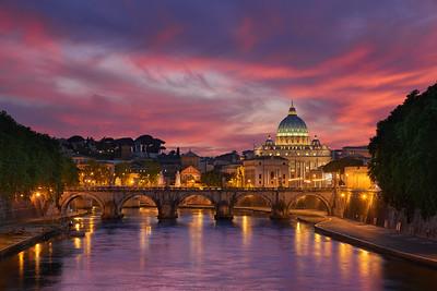 Eternity || Rome