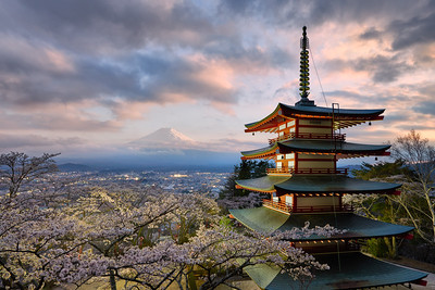 Winds of Inspiration || Japan