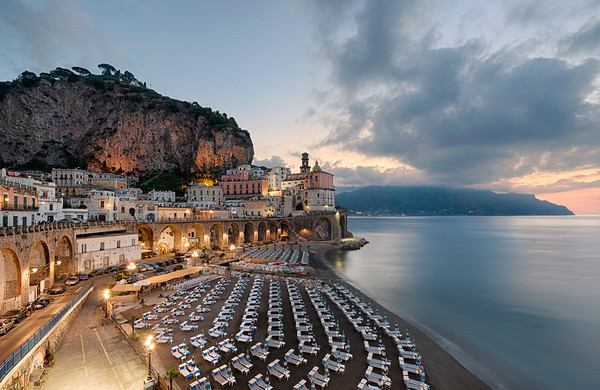 La Bella Vita    Atrani Amalfi Coast