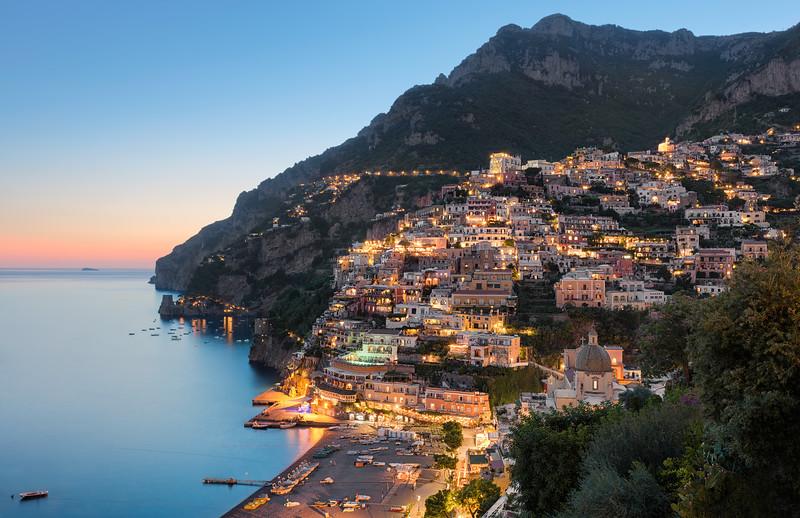 Follow Your Heart    Positano Italy