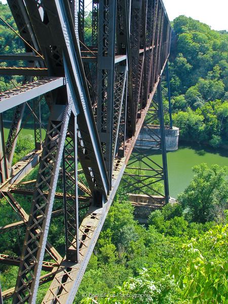 DF.870 - High Bridge, Jessamine Co., KY.