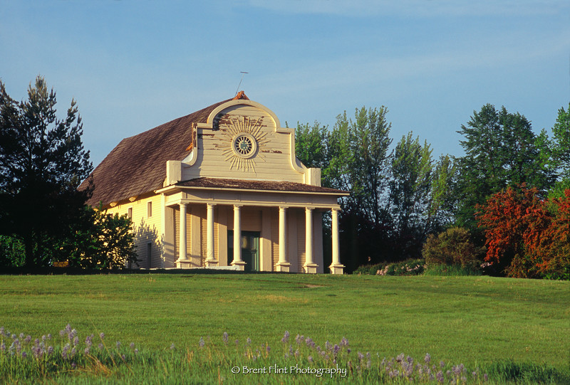 S.4770 - Cataldo Mission, Old Mission State Park, ID.