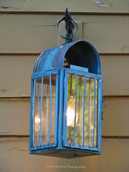 DF.886 - lantern, Shaker Village at Pleasant Hill, KY.