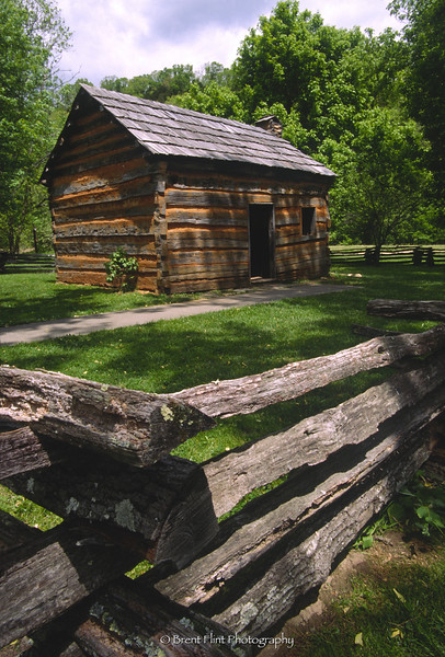 S.2974 - Lincoln's Boyhood Home, Larue County, KY.