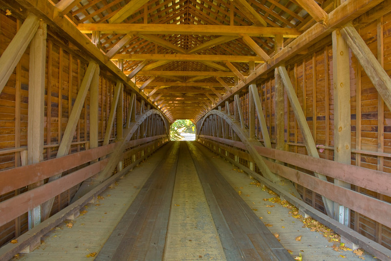 The Inside of a Bridge