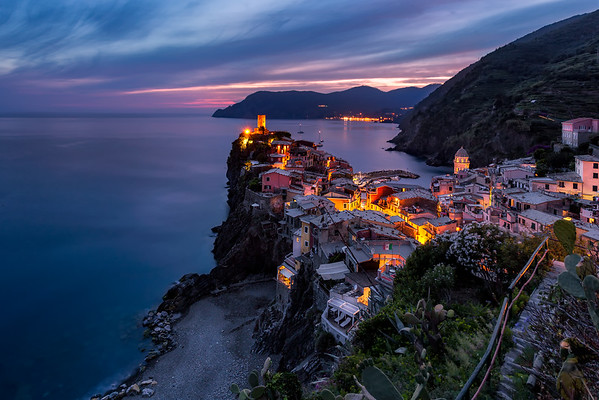 Dreams of Yesterday || Vernazza, Italy