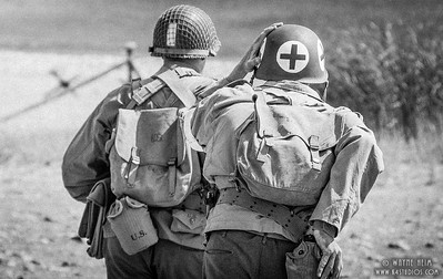 Medic   Photography by Wayne Heim