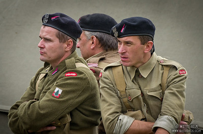 Polish Contingent   Photography by Wayne Heim