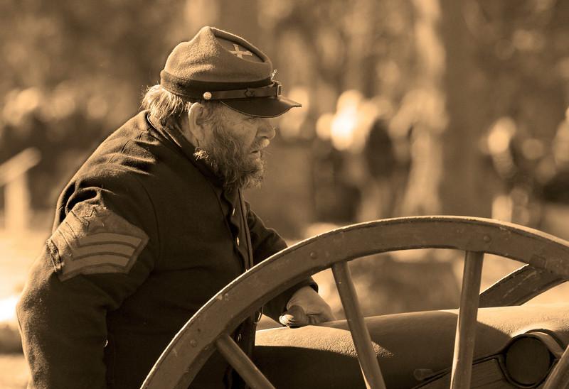 Confederate Gunnery Sergeant