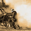 Confederate Artillery Fire, Part II