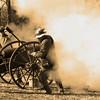 Confederate Artillery Fire, Part II