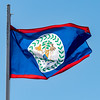 Belize flag