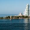 Castillo Grande lighhouse - Cartagena Harbor