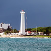 Mahahual Lighthouse