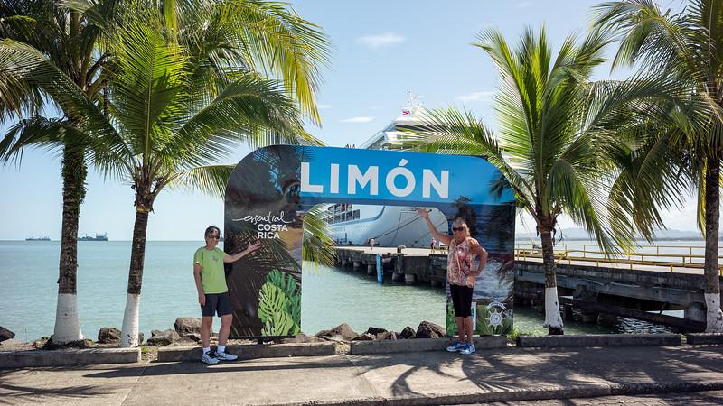 Puerto Limón, Costa Rica