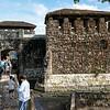 San Felipe Castle entrance (1651)