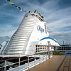 Aboard Regent's Seven Seas Mariner