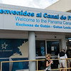 Panama Canal entrance