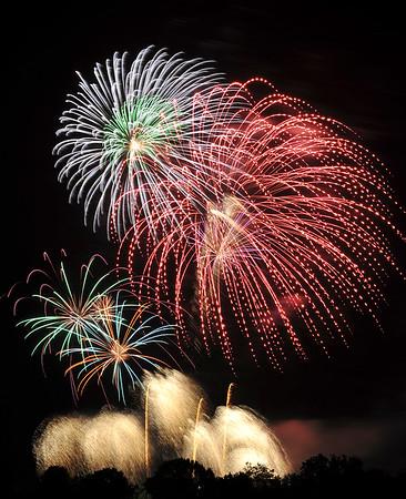 Lititz Fireworks 2009