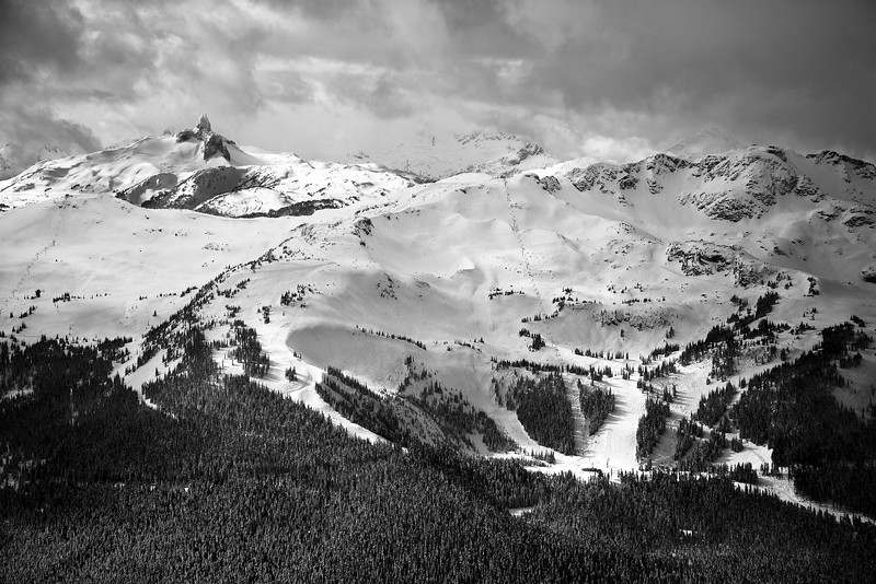 Whistler Mountain (mono)