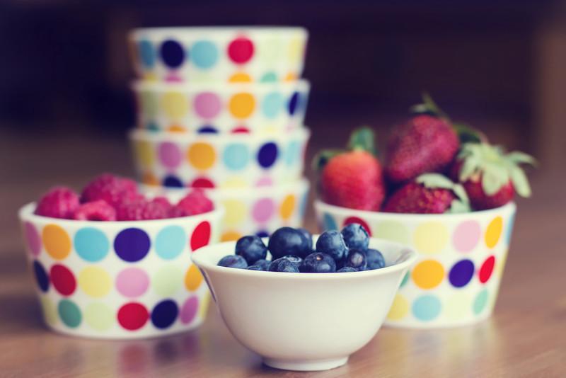 Berries In Spring