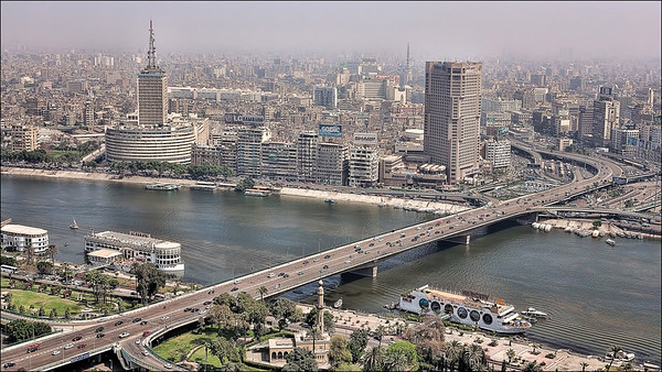 Cairo under the smog