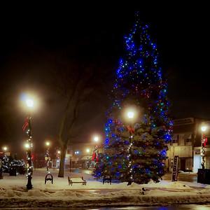 Christmas Card Town