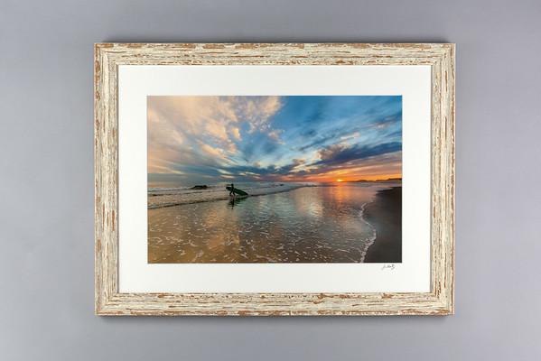 RM Sunset Print