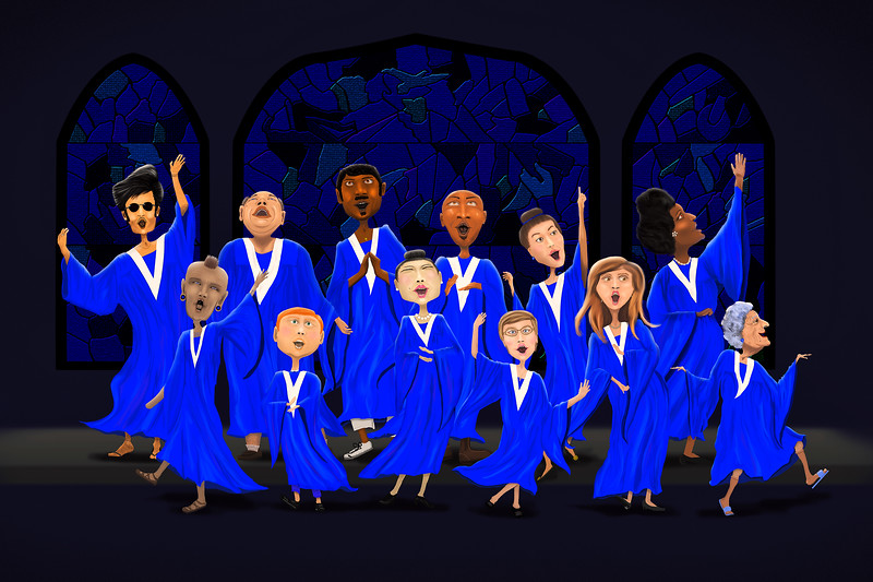 Freehand Gospel Choir