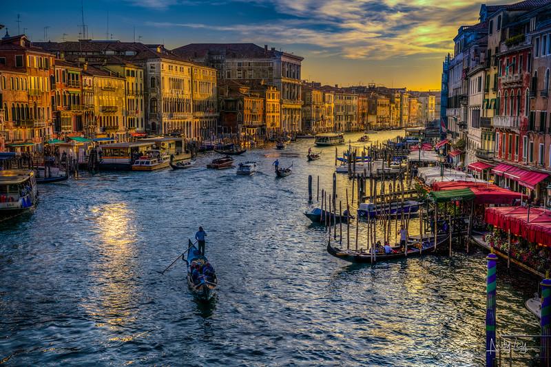 Grand Canal Romance