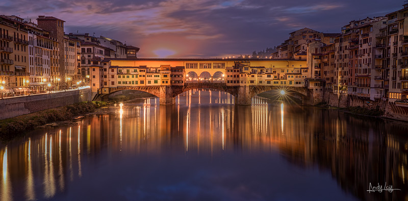 Florence's Bridge of Gold
